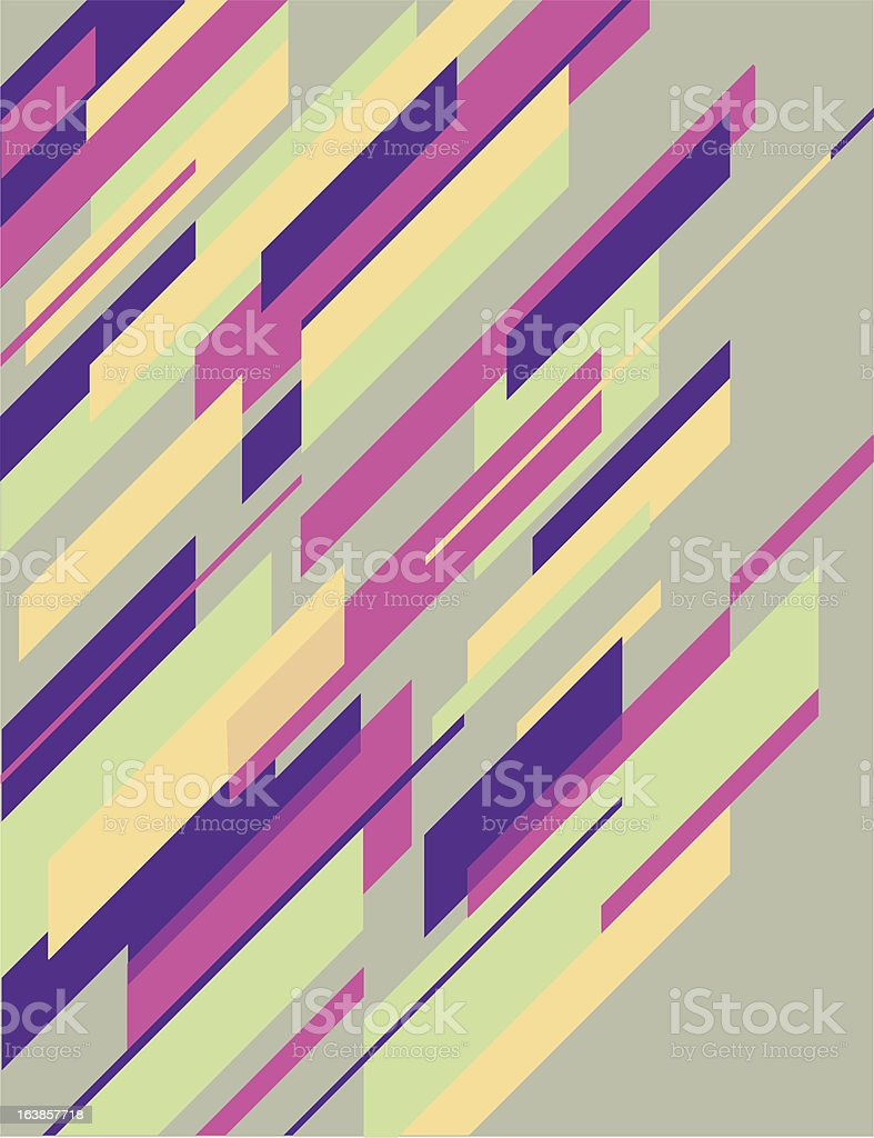Absrtact geometric background royalty-free stock vector art