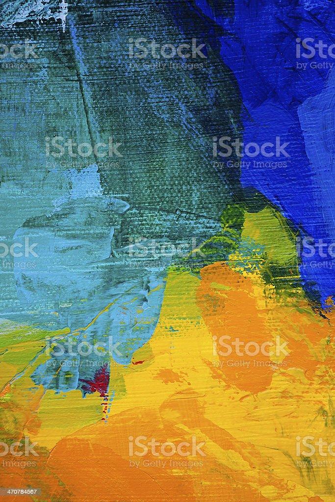 abstract acrylic background vector art illustration