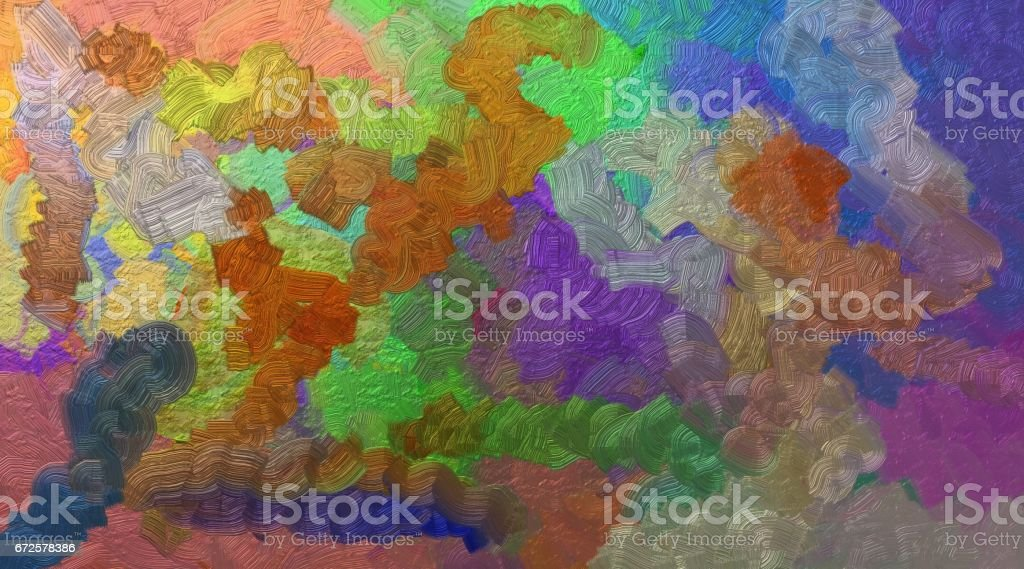 Abstract art background vector art illustration