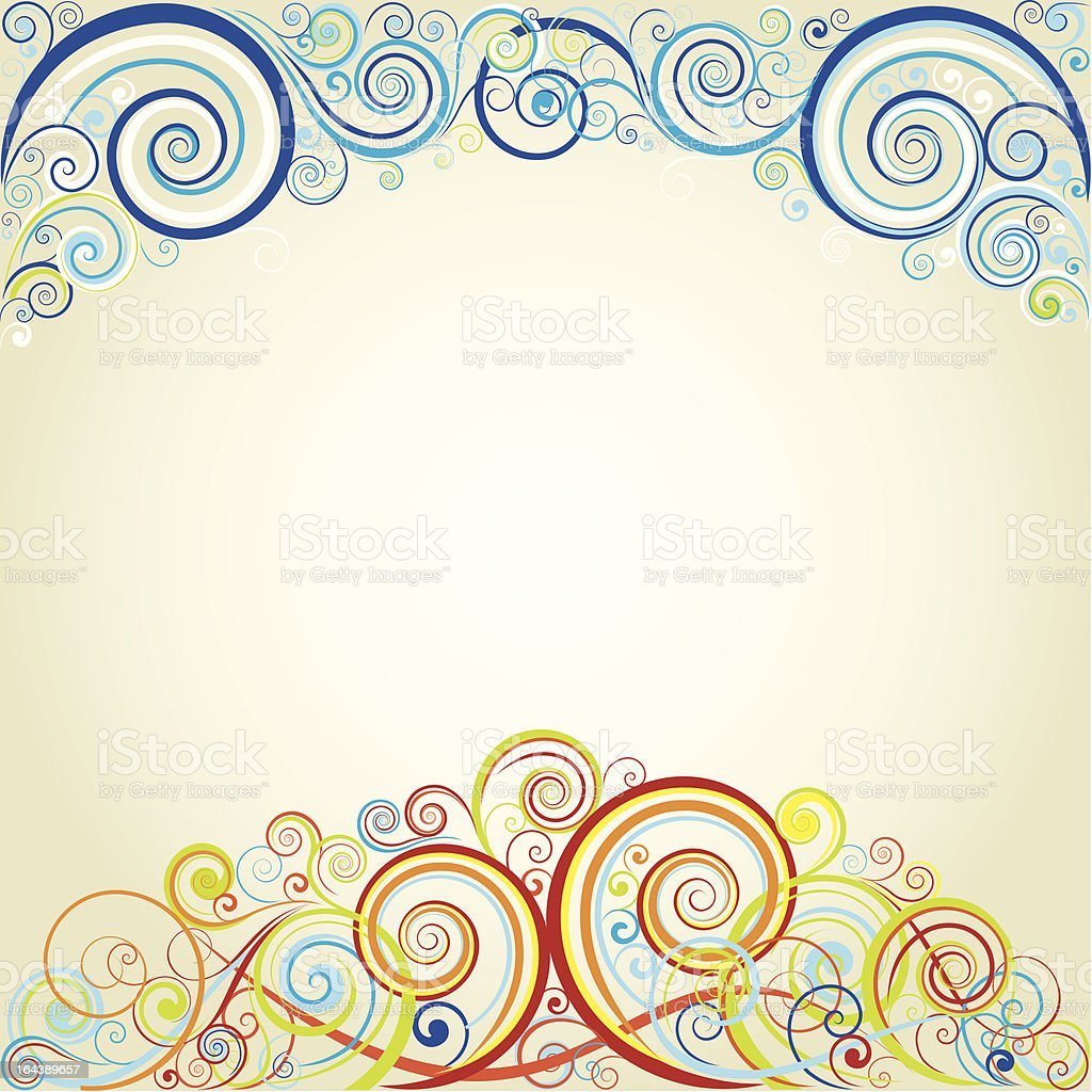 Abstract background color design stock vector art 164389657 istock - Photo image design ...