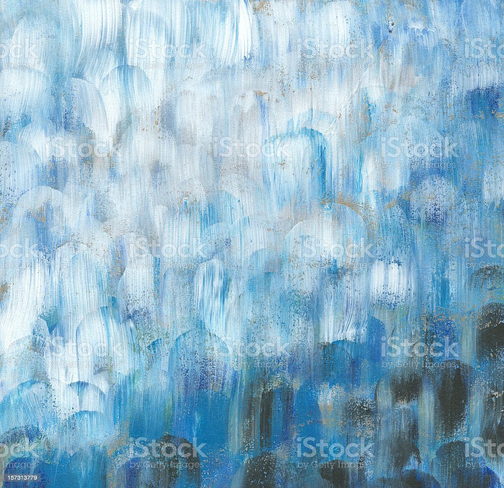 Abstract background in spectral colors royalty-free stock vector art