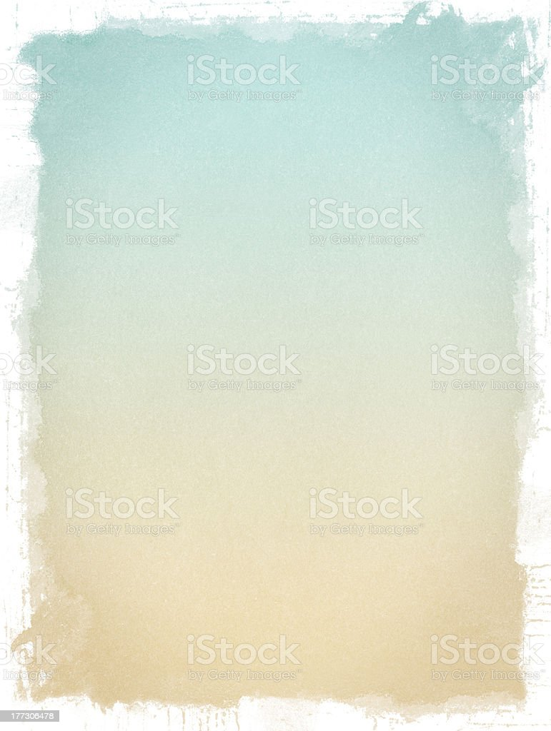 Abstract background with vintage colored gradient stock photo