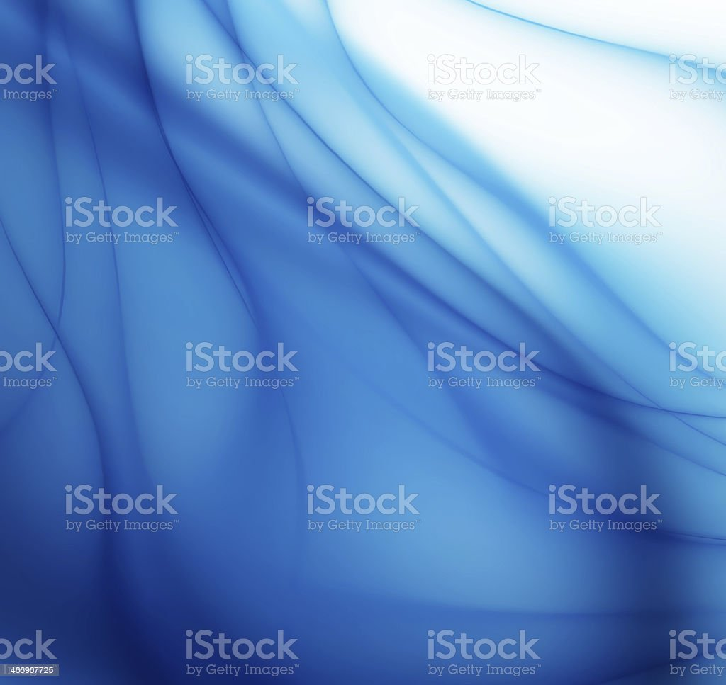 abstract blue background royalty-free stock vector art