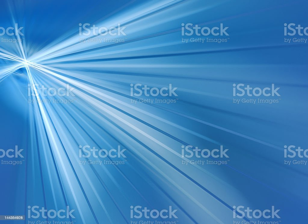 Abstract Blue Background XVII royalty-free stock vector art