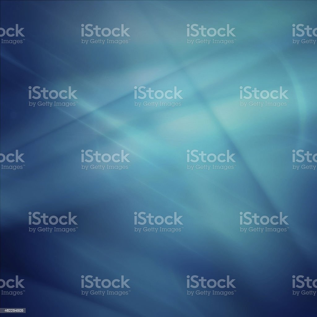 Abstract blue lines background vector art illustration