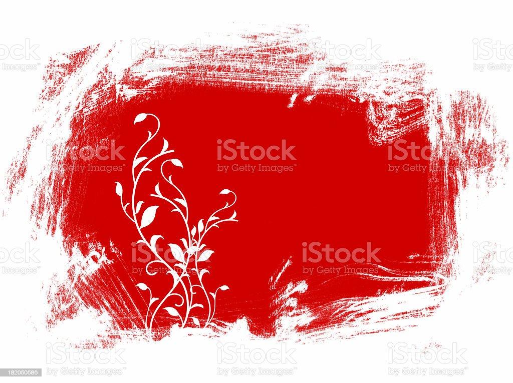 Abstract Border royalty-free stock vector art