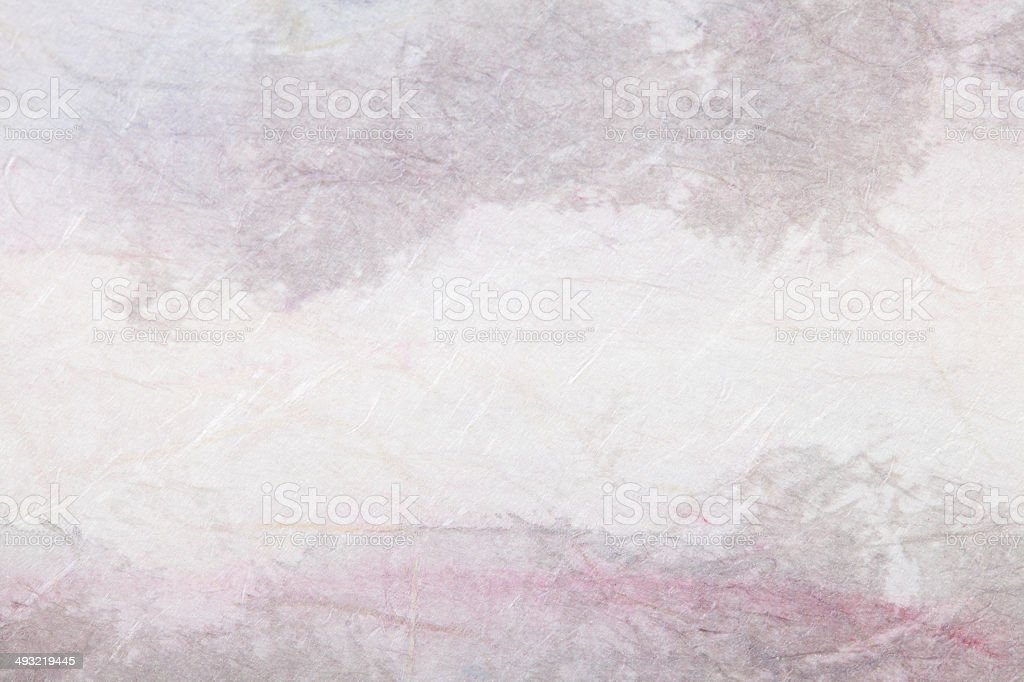abstract Chinese painting (mountain landscape) on paper royalty-free stock vector art