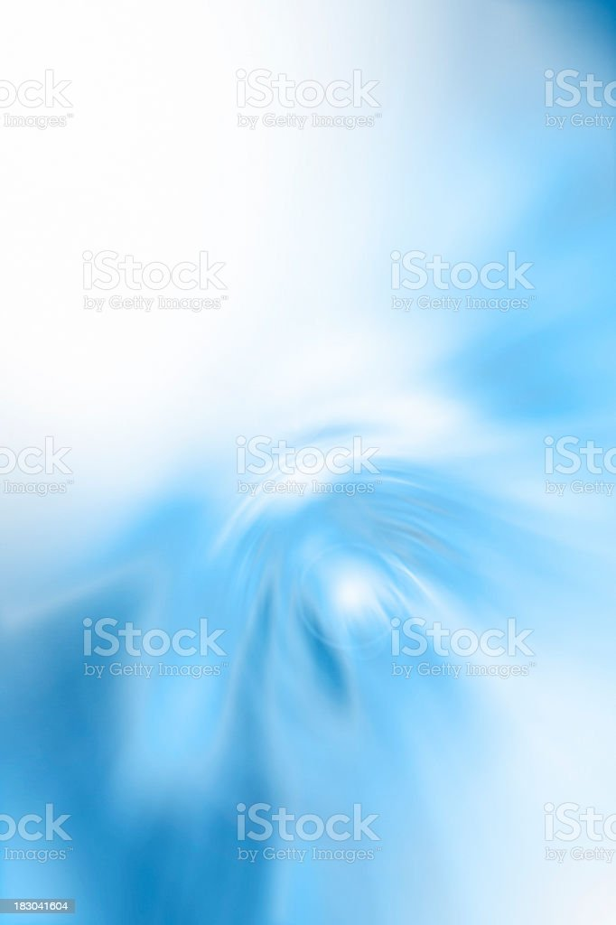 Abstract colour blue background stock photo