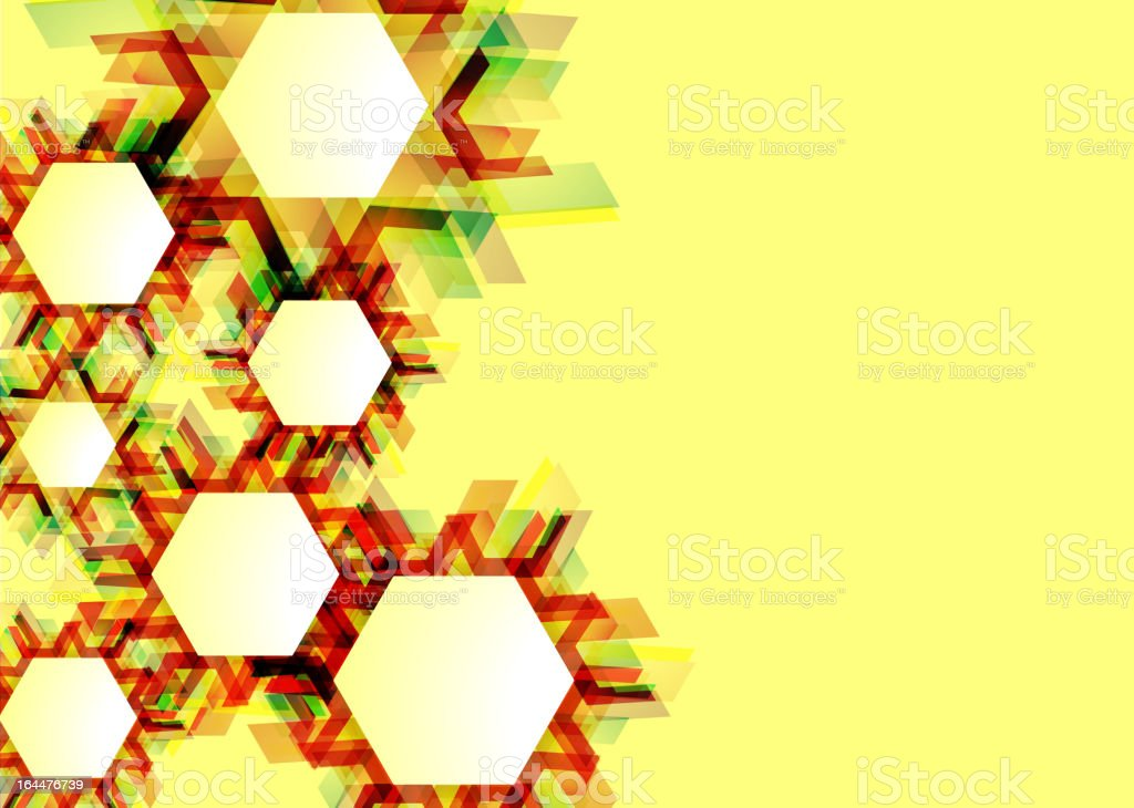 abstract frame pattern royalty-free stock vector art