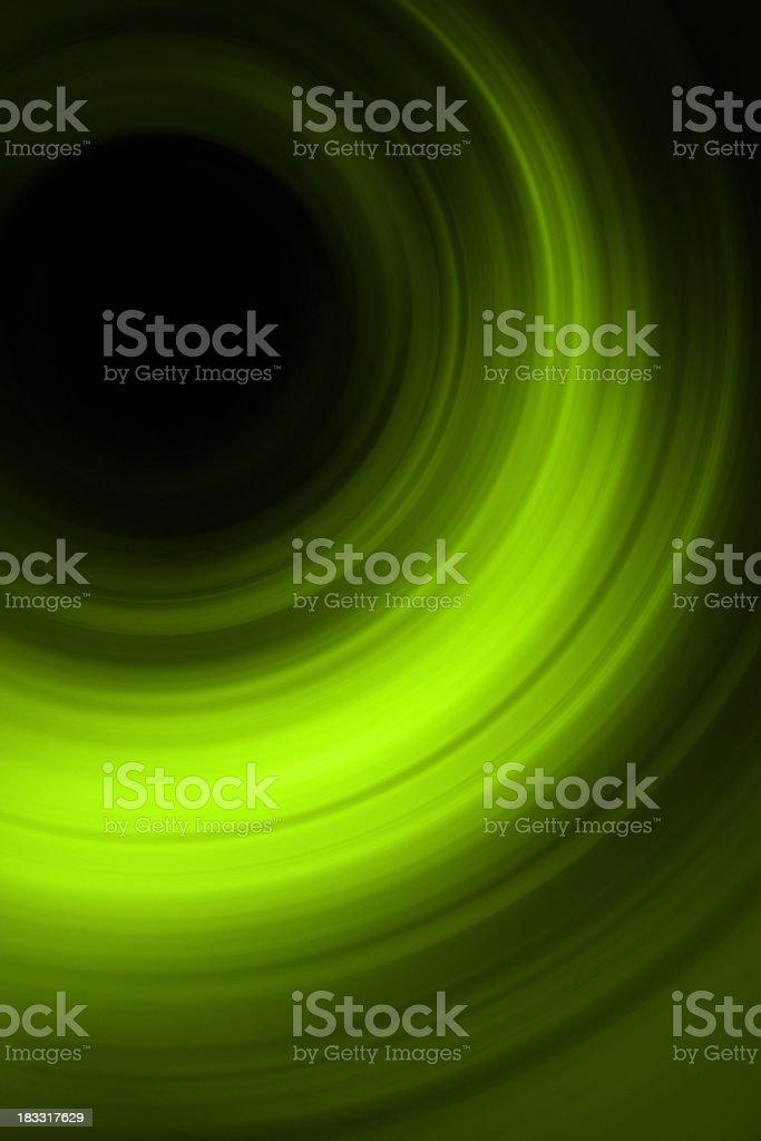Abstract Green Blur Background vector art illustration