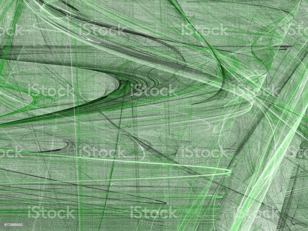 Abstract grunge dirty green background on white backdrop stock photo