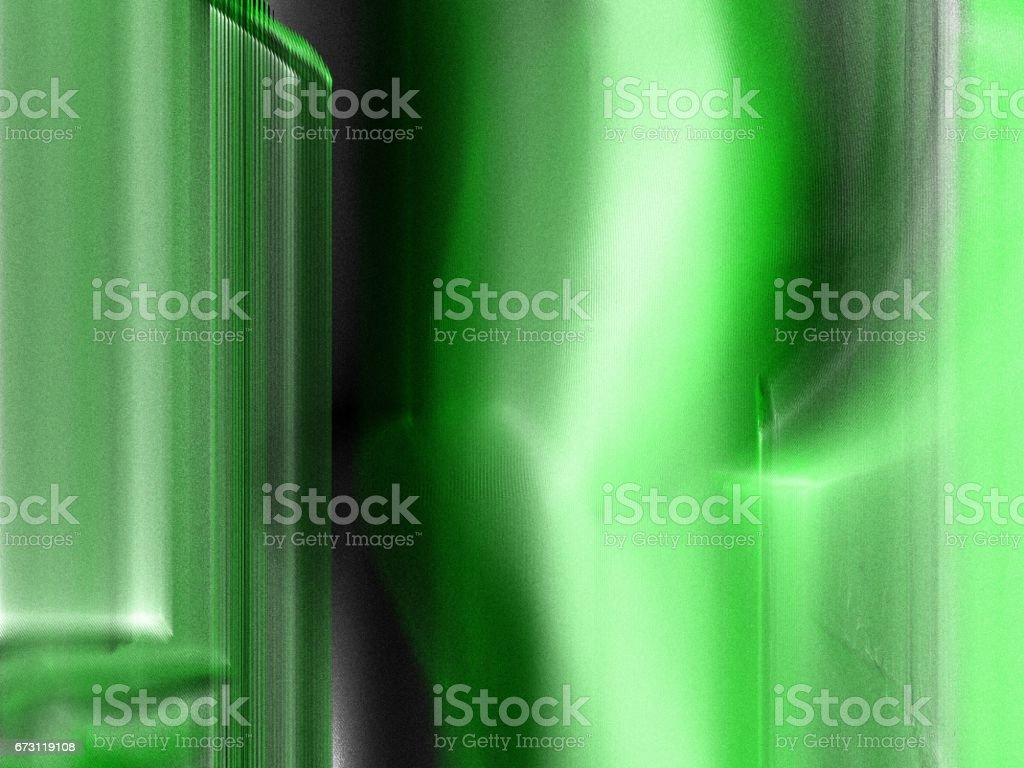 Abstract grunge dirty lime background on white backdrop stock photo