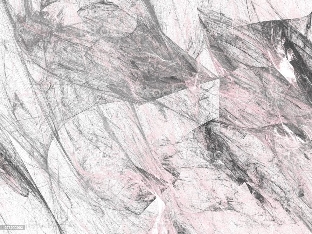 Abstract grunge dirty pink background on white backdrop stock photo