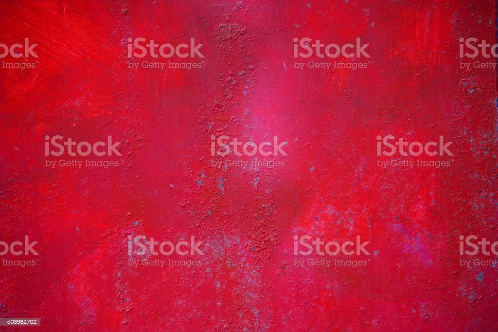 Abstract Grunge Pink Wall Background vector art illustration