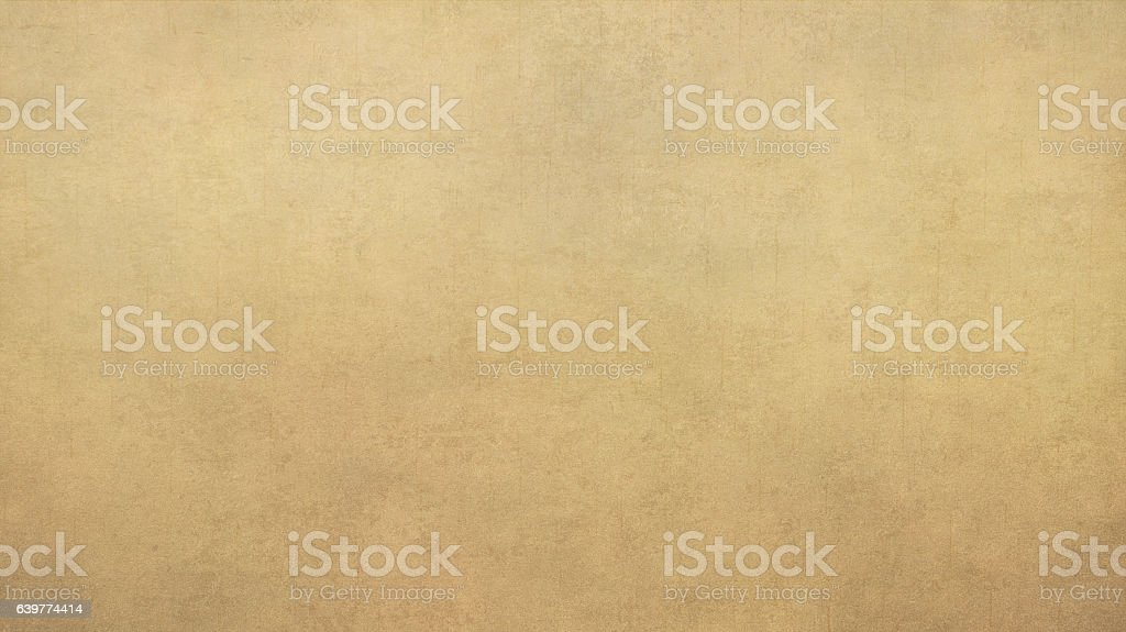 Abstract hand-painted gold vintage background vector art illustration