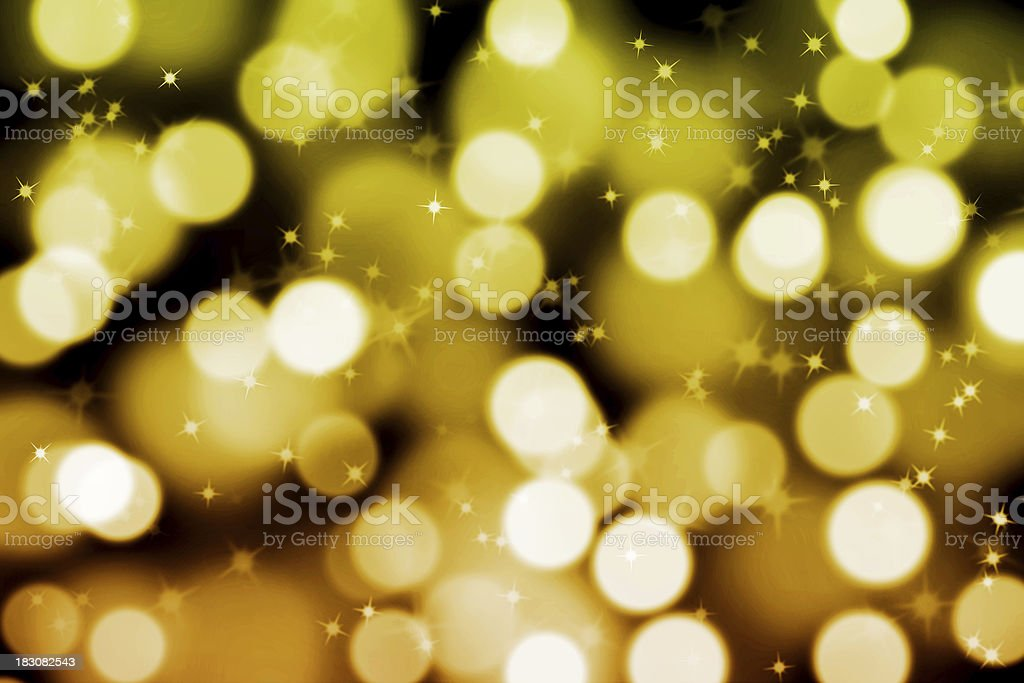 abstract magic bokeh background royalty-free stock vector art