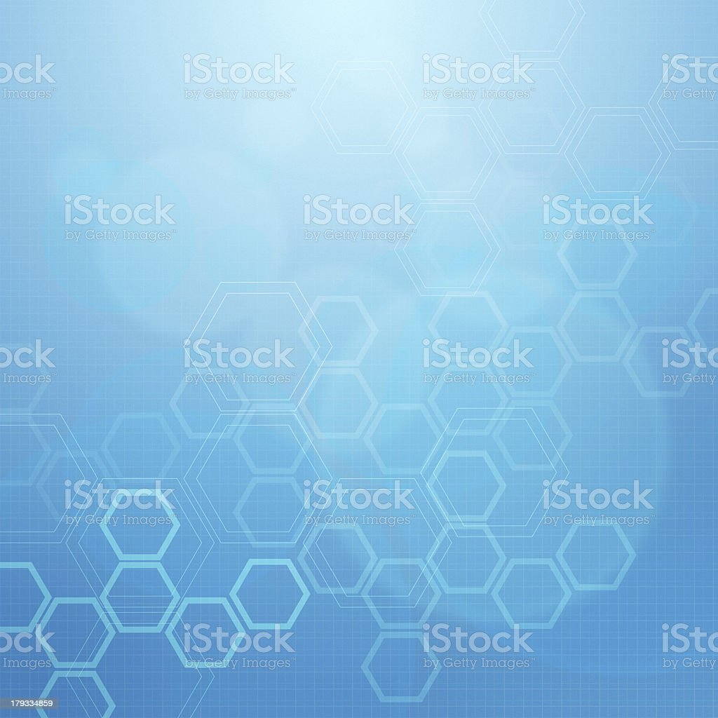 Abstract  medical background royalty-free stock vector art