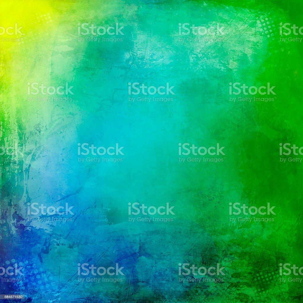 abstract nature illustration vector art illustration
