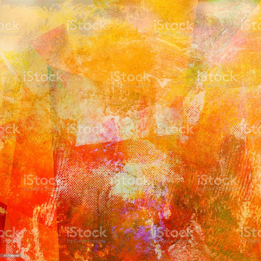 abstract painted texture vector art illustration