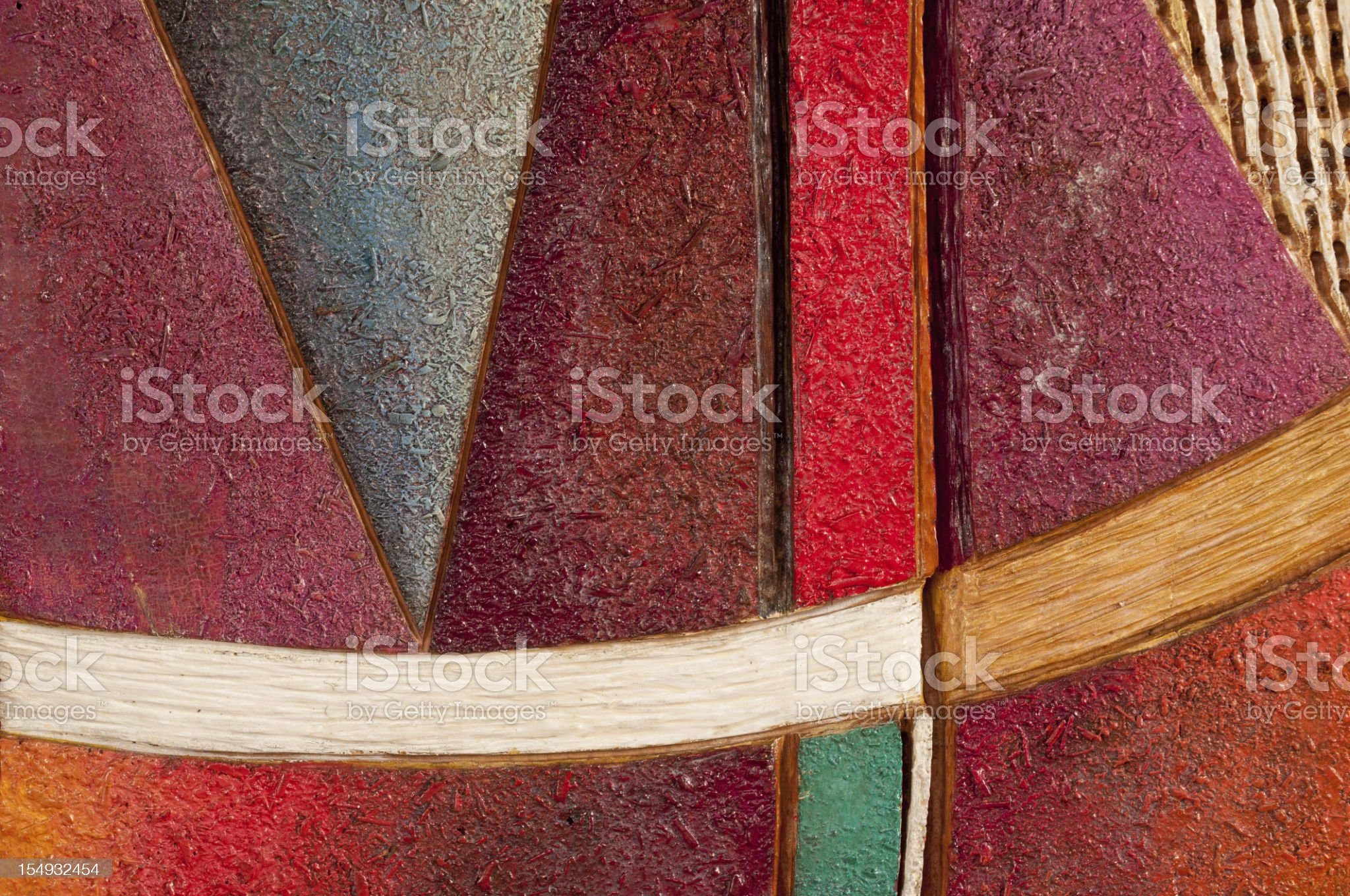 Abstract Painting Background royalty-free stock photo