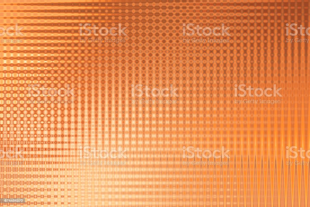 Abstract Pattern Background Orange stock photo