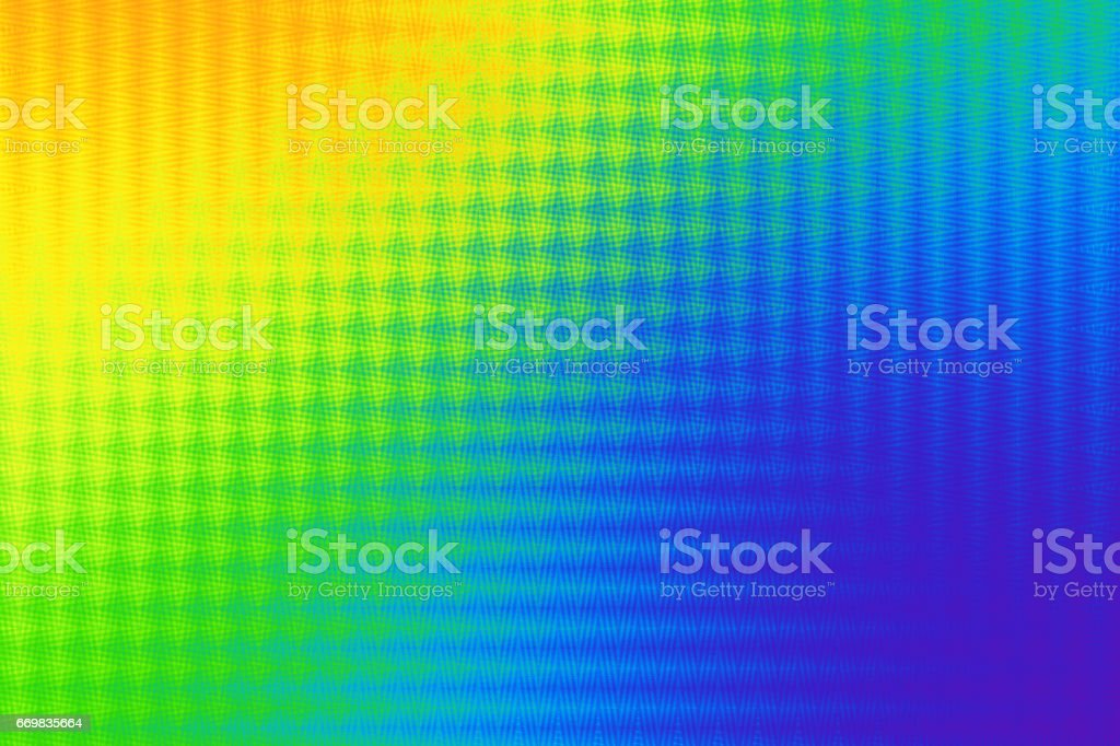 Abstract Pattern Background Yellow Blue Green stock photo