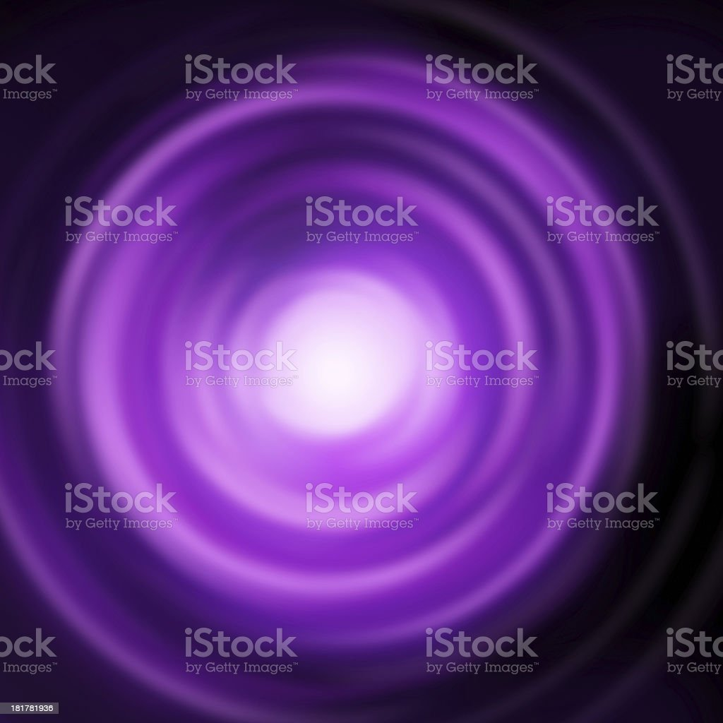 Abstract Purple circle background. royalty-free stock vector art