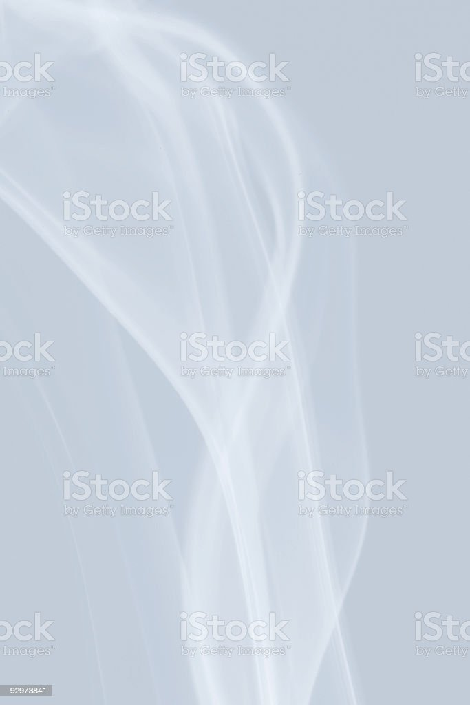 Abstract smoke vector art illustration