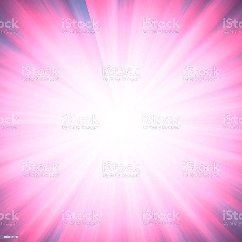 Abstract Star Burst Background vector art illustration