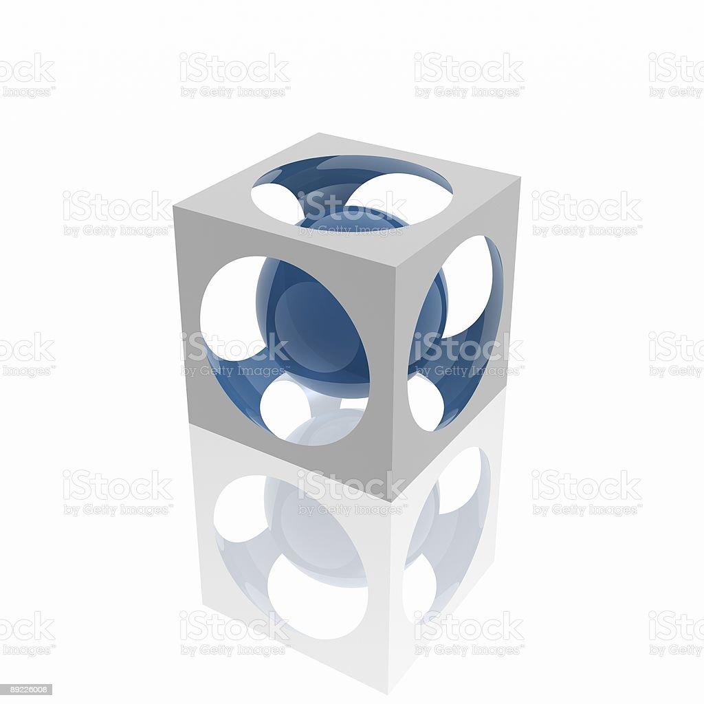 abstract symbol vector art illustration