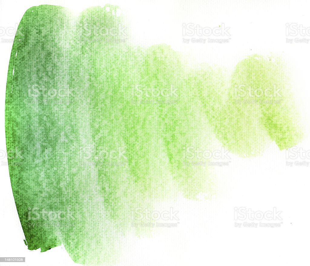 Abstract watercolor background. royalty-free stock vector art