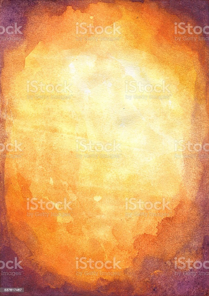 Abstract Watercolor background Texture vector art illustration