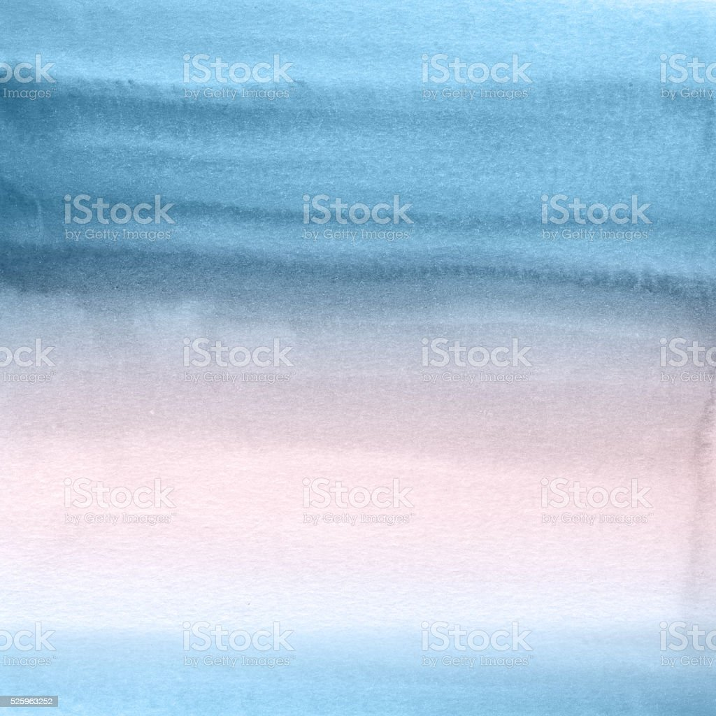 Abstract watercolor hand painted background vector art illustration