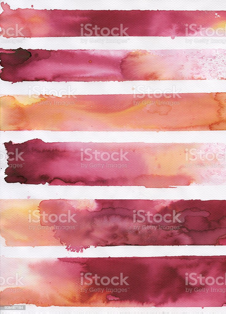 abstract watercolor vector art illustration