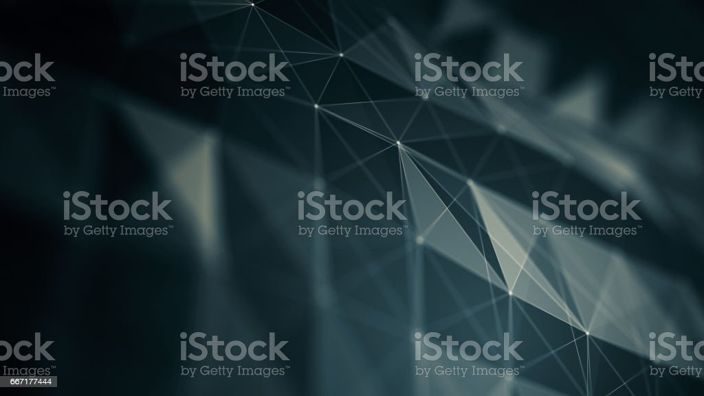 abstraction geometrical composition for design stock photo