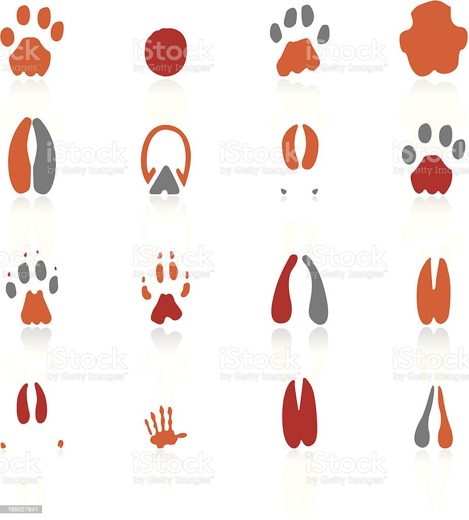 Africa | Scorched Collection vector art illustration
