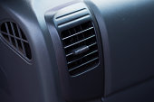 Air conditioner in compact car