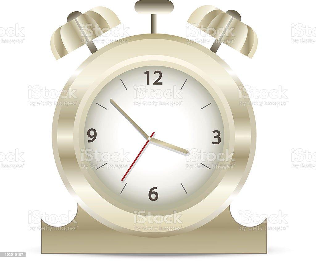 Alarm Clock royalty-free stock vector art