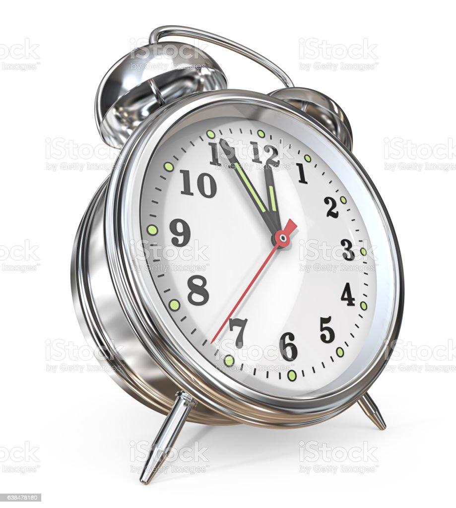 Alarm Clock. vector art illustration