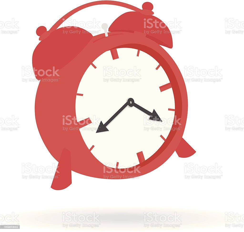 alarmclock royalty-free stock vector art