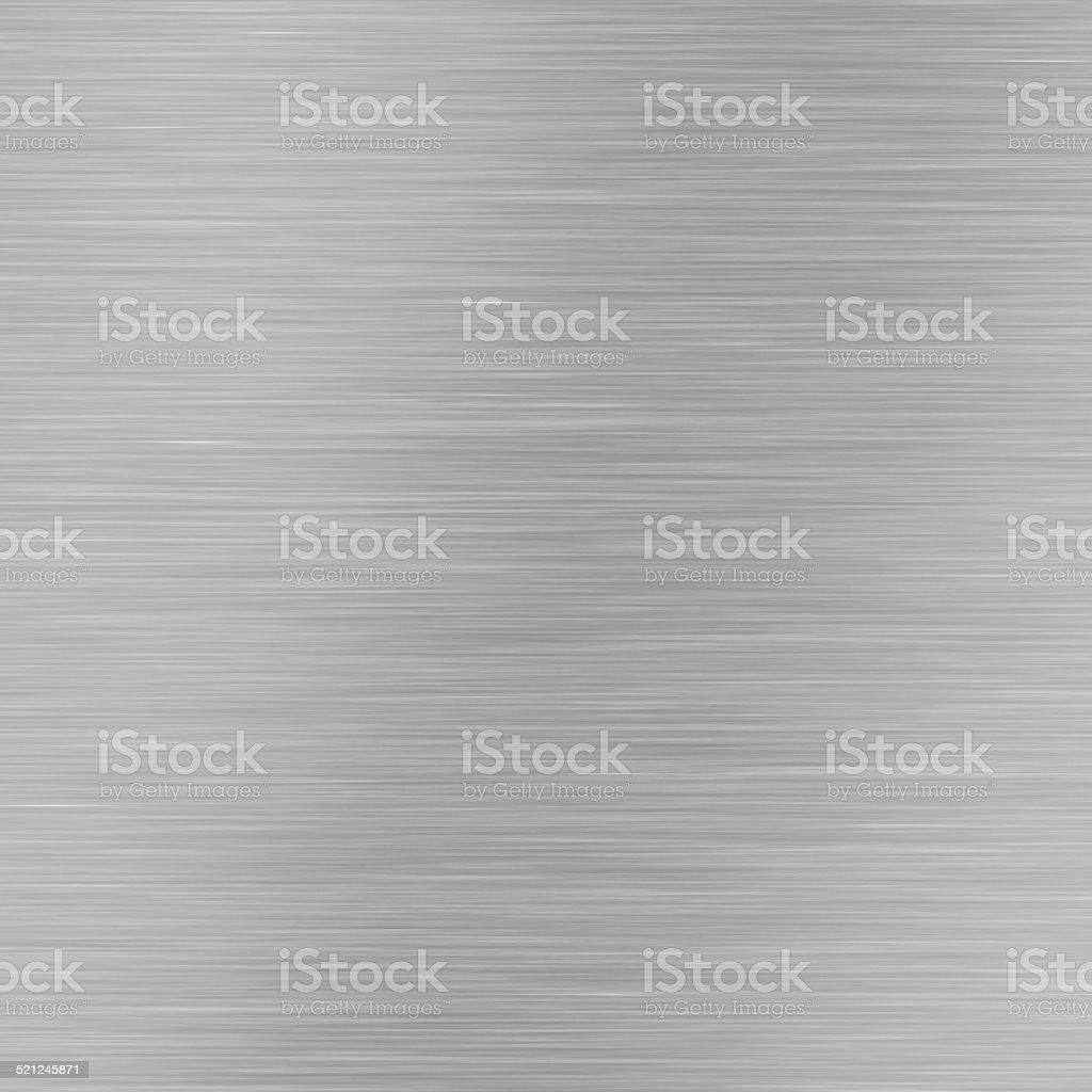 Aluminium, steel texture vector art illustration