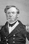 Andrew Hull Foote famous American naval officer.