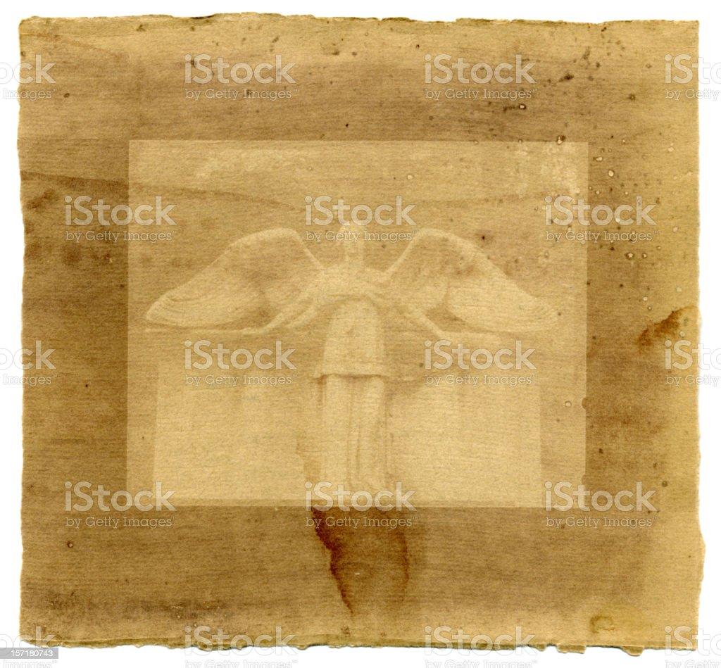Angel royalty-free stock vector art