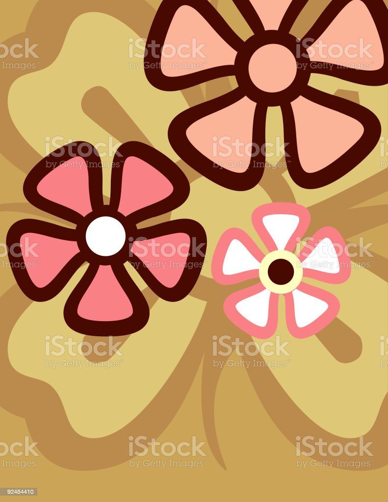 Another Springtime royalty-free stock vector art