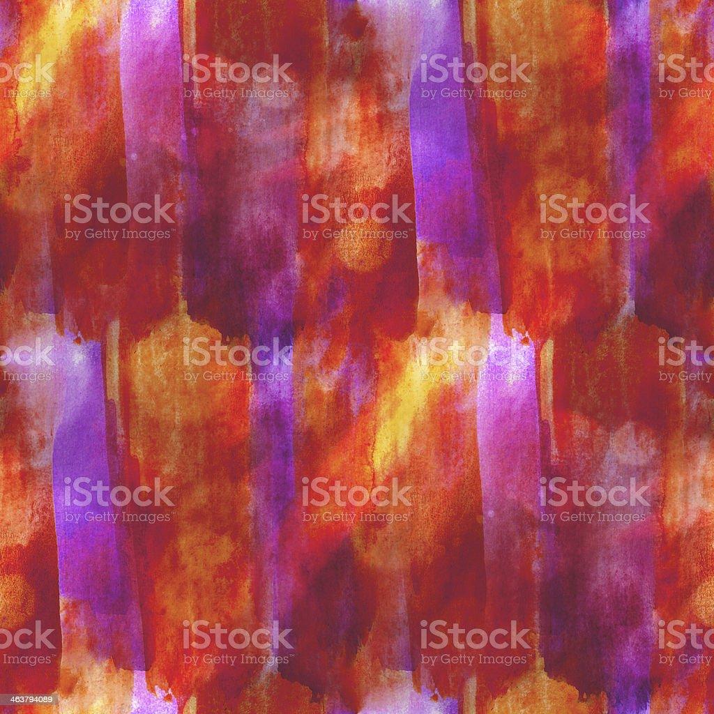 art avant-garde background hand brown, purple paint seamless wal royalty-free stock vector art