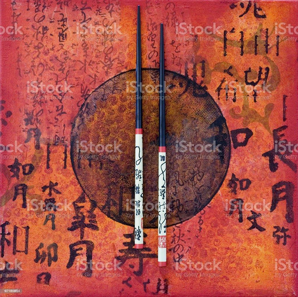 asia artwork royalty-free stock vector art