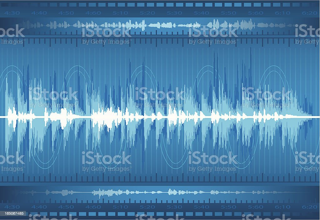 audiophile royalty-free stock vector art