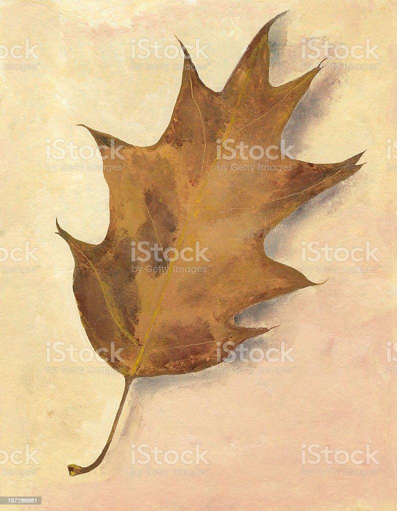 Herbst Schönheit Lizenzfreies vektor illustration