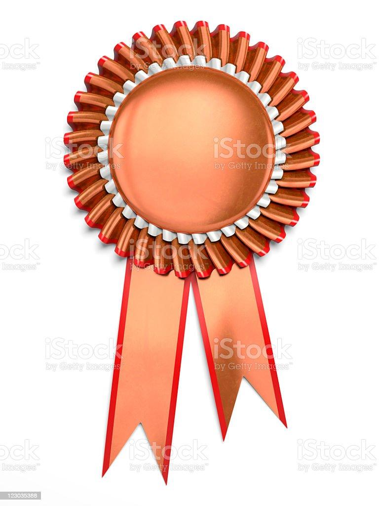 Award rosette royalty-free stock vector art