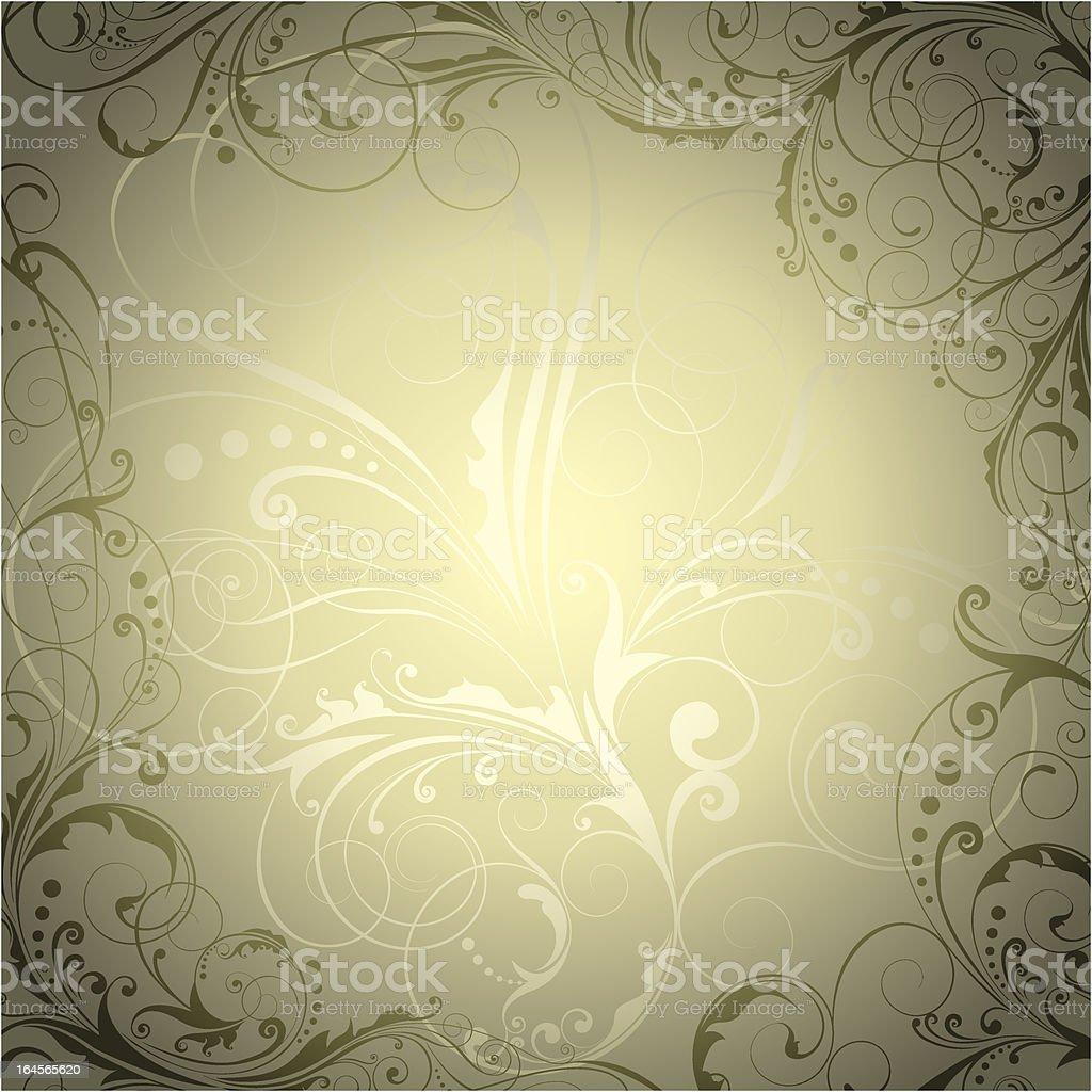 Background frame royalty-free stock vector art